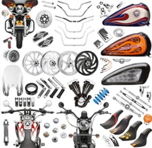 Photo of harley accessories