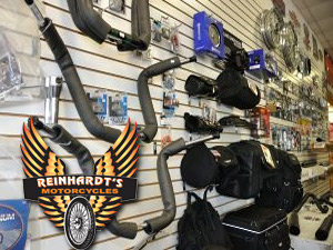 Photo of harley davidson accessories